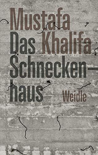 """Buchcover """"Das Schneckenhaus. Tagebuch eines Voyeurs"""" im Weidle Verlag"""