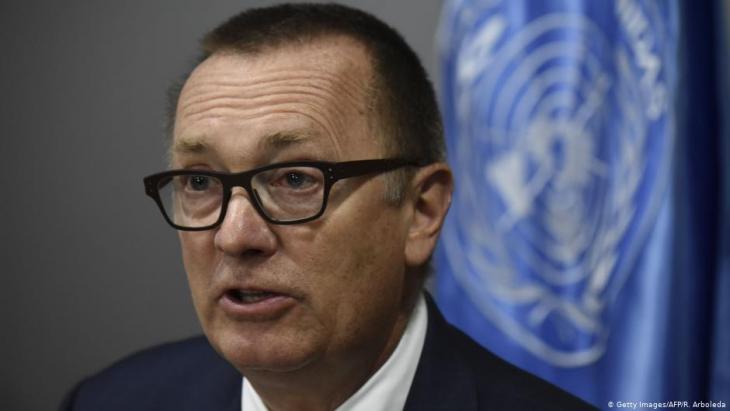 Der frühere UN-Diplomat Jeffrey Feltman, Foto: Getty Images/AFP