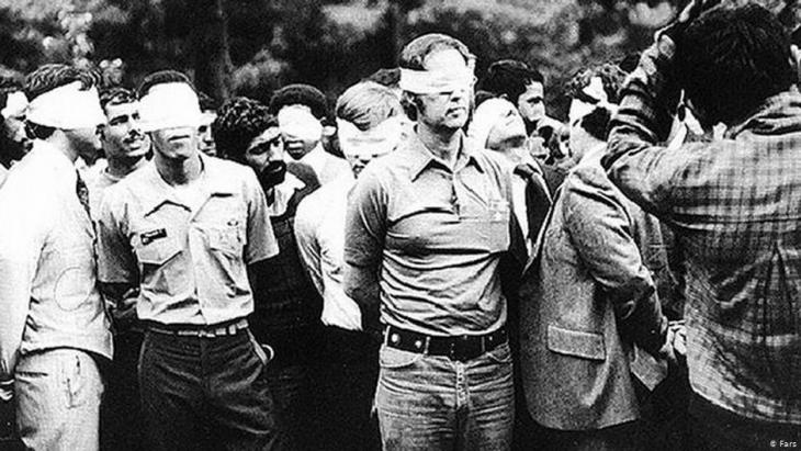 Teheraner Botschaftsentführung von 1979; Foto: Fars