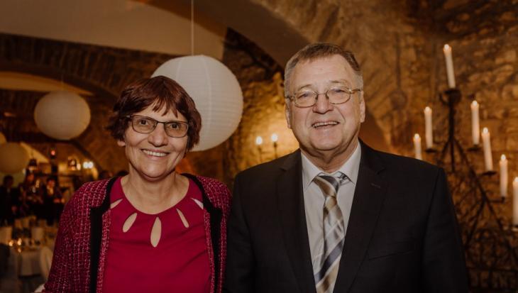 Religionswissenschaftler Monika und Udo Tworuschka. (Foto: Privat)
