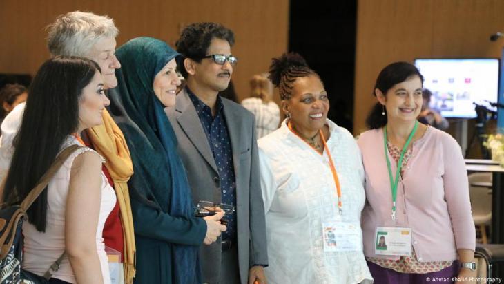 Ziel des Treffens ist, Konflikte zwischen Religionen und Glaubensrichtungen abzubauen; Foto: Ahmed Khaled Photography