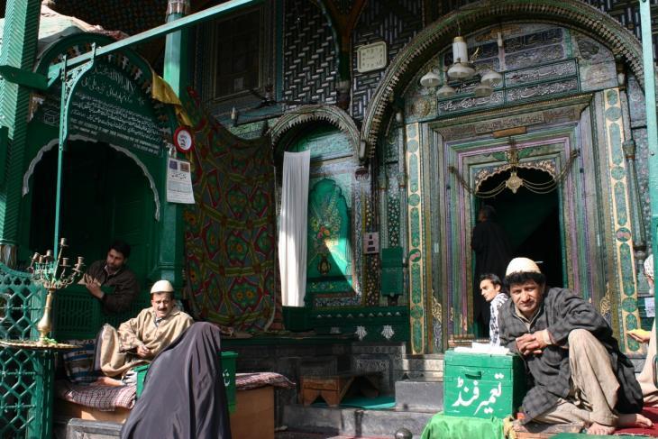 Eindrücke aus Kaschmir; Foto: Marian Brehmer