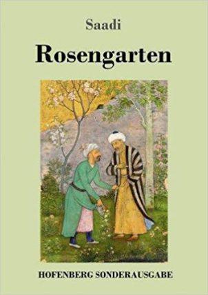 Buchcover Saadis Rosengarten