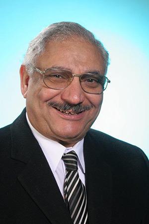 Dr. Tharwat Kades; Foto: Hessisches Forum für Religion und Gesellschaft