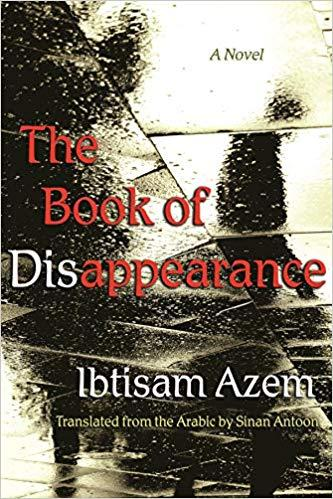 "Buchcover Ibtisam Azem: ""The Book of Disappearance"" im Verlag Syracuse University Press"