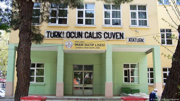Imam-Hatip-Schule in Kirklareli, Türkei; Foto: Creative Commons/Darwinek