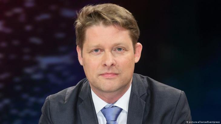 Guido Steinberg, Mitglied der Forschungsgruppe Naher/Mittlerer Osten und Afrika der Stiftung Wissenschaft und Politik (SWP); Foto: picture-alliance