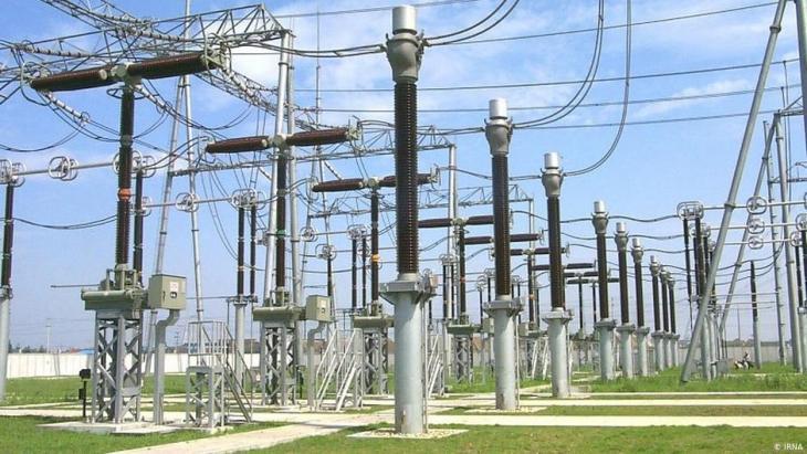 Stromanlage im Iran; Foto: Mehr