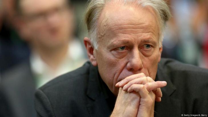 Jürgen Trittin, Abgeordneter von Bündnis90/Die Grünen; Foto: Getty Images
