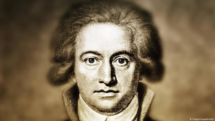 Porträtbild Johann Wolfgang von Goethe; Foto: imago/imagebrooker