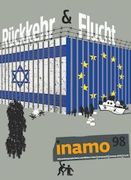 Die aktuelle INAMO »Rückkehr & Flucht«  Heft Nr. 98