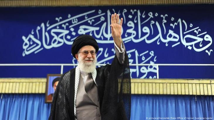 Ayatollah Ali Khamenei; Foto: picture-alliance/AA