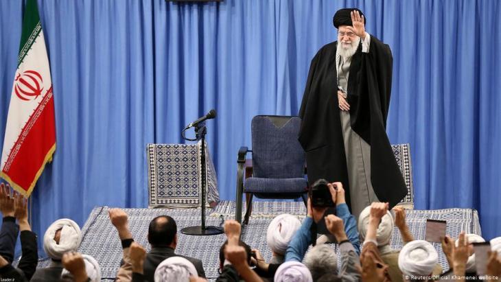 Irans Revolutionsführer Ali Khamenei; Foto: Reuters