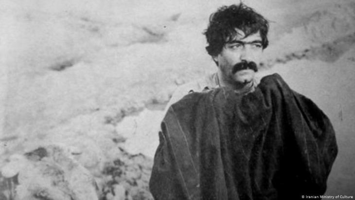 "Filmszene aus ""Gaav"" von 1969 von Dariush Mehrjui; Foto: Iranian Ministry of Culture"
