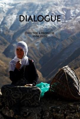 "Kinoplakat ""Dialogue"" des kurdischen Regisseurs Selim Yıldız"