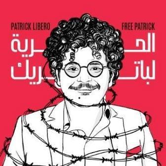Kampagne Free Patrick George Zaki