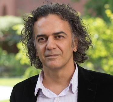 Der iranische Schriftsteller Hossein Mortezaeian Abkenar; Quelle: radcliffe.harvard.edu