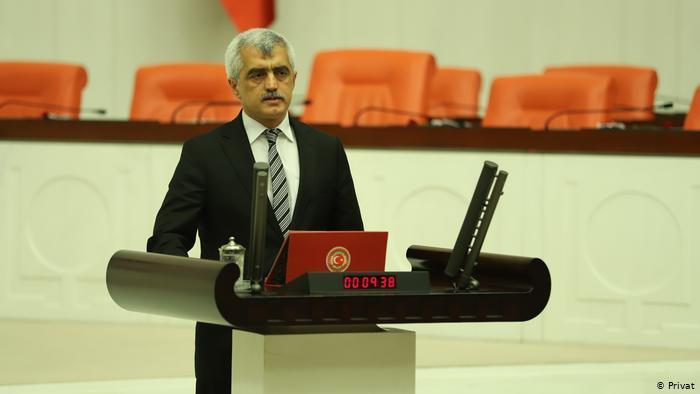Der HDP-Abgeordnete  Ömer Faruk Gergerlioğlu; Foto: privat
