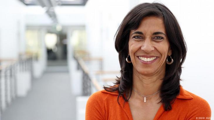 Sheila Mysorekar; Foto: DW/M.Müller