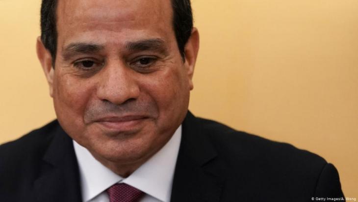 Ägyptens Präsident Abdel Fattah al-Sisi; Foto: Getty Images