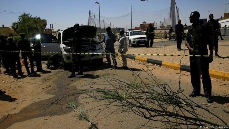 Anschlag auf Ministerpräsident Abdalla Hamdok in Khartum am 9. März 2020; Foto: Reuters/N.Abdalla