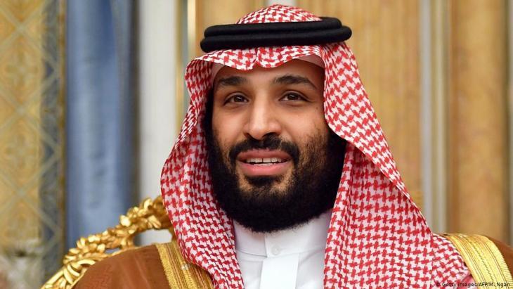 Saudi-Arabiens Kronprinz Mohammed bin Salman (MBS); Foto: Getty Images/AFP
