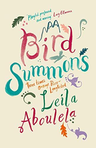 "Buchcover Leila Aboulela: ""Bird Summons"" im Verlag ""Grove Atlantic"""