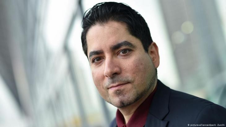 Der Münsteraner Islamwissenschaftler und Religionspädagoge Mouhanad Khorchide; Quelle: picture-alliance/dpa
