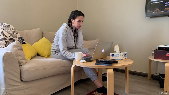 Deema Deeb Abu Dalo aus Amman/Jordanien; Foto: privat
