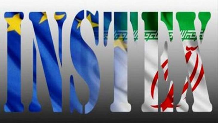 Instex-Logo; Quelle: DW