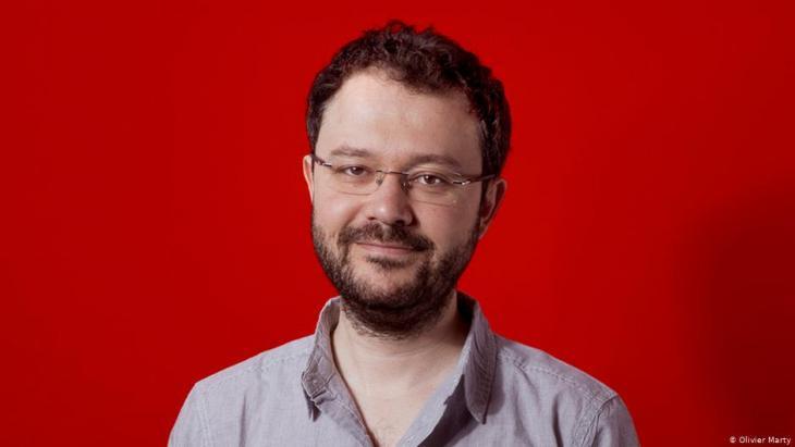 Riad Sattouf; Foto: Olivier Marty