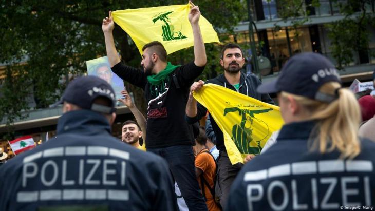 Hisbollah-Anhänger in Deutschland; Foto: Imago/C.Mang
