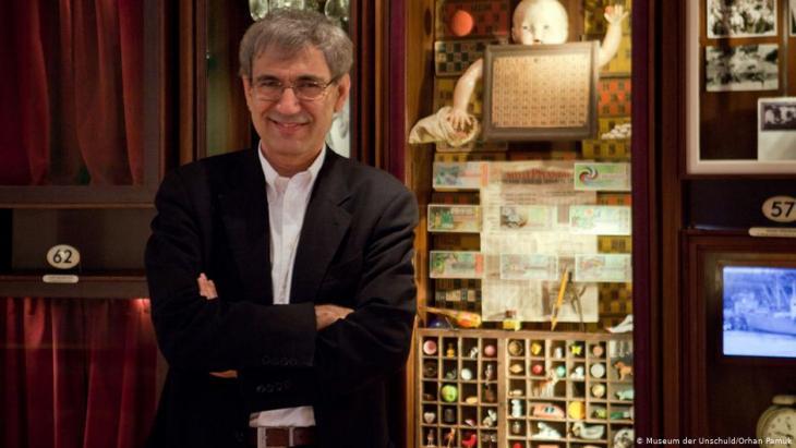 Der türkische Schriftsteller Orhan Pamuk; Foto: Museum der Unschuld/Orhan Pamuk