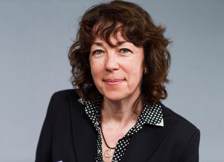 susanne Brunner, Nahost-Korrespondentin des Schweizer Rundfunks; Quelle: SRF
