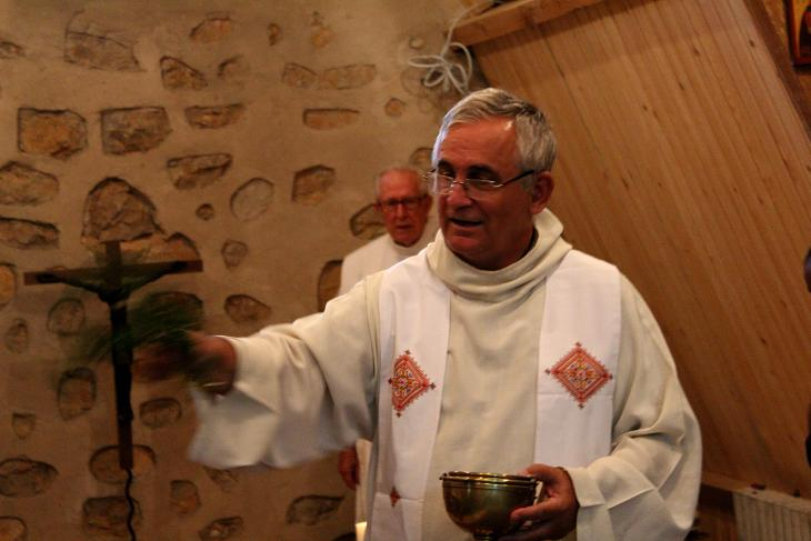 Pfarrer Daniel Nourissat; Foto: privat