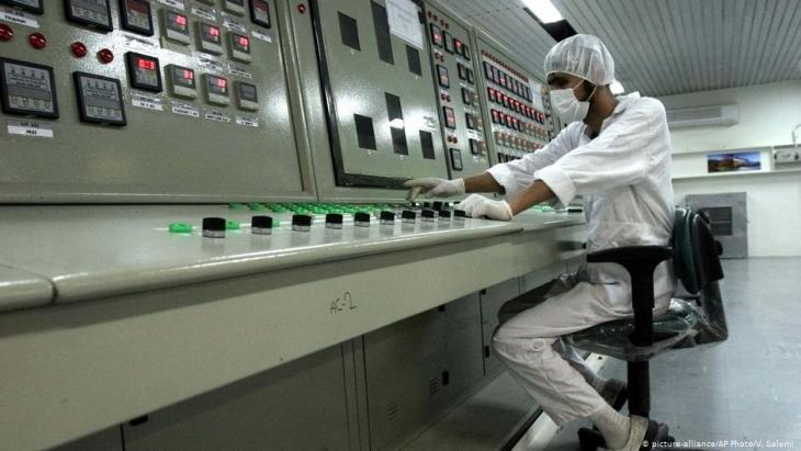 Iran Atomprogramm; Foto: picture-alliance/AP Photo/V. Salemi