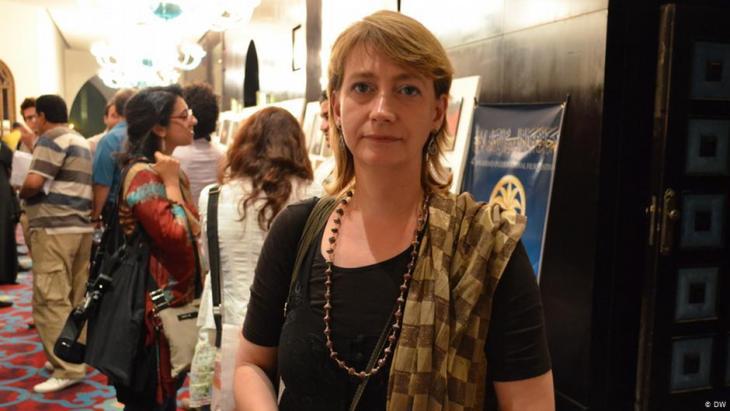 Entführte deutsche Kulturvermittlerin Hella Mewis; Foto: DW