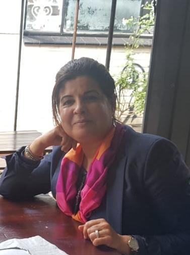 Asma Lamrabet; Foto: privat