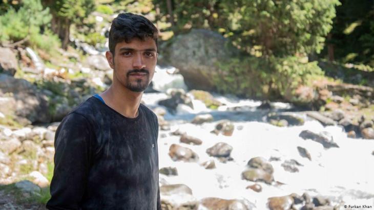 Sartaj Ahmad Magray; Foto: Furkan Khan