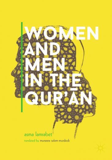 "Buchcover Asma Lamrabet: ""Men and Women in the Qur'an"" im Verlag Palgrave Macmillan"