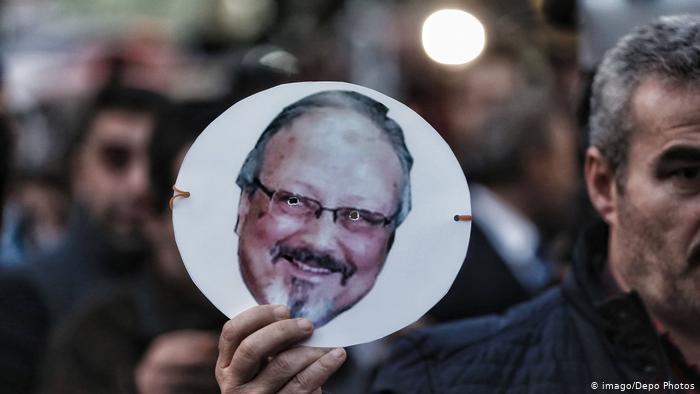 Der ermordete Journalist Jamal Khashoggi; Foto: Imago/Depo Photos