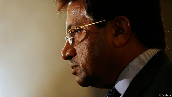 Pakistans früherer Militärmachthaber Pervez Musharraf, Foto: Reuters