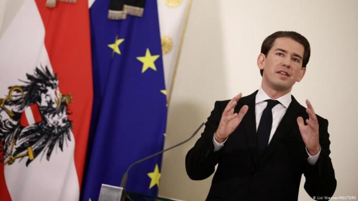 Österreich Anschlag in Wien - PK Sebastian Kurz (Lisi Niesner/REUTERS)