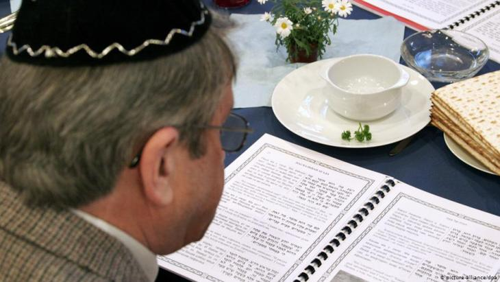 Jüdisches Pessachfest. (Foto: picture-alliance/dpa)