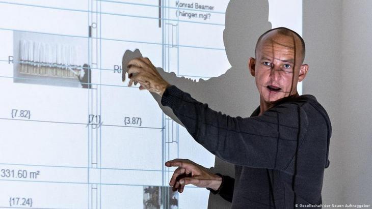 Direktor der deutschen Sektion der Gesellschaft Neue Auftraggeber: Alexander Koch steht vor einem neuen Plan. Foto: Gesellschaft der Neuen Auftraggeber