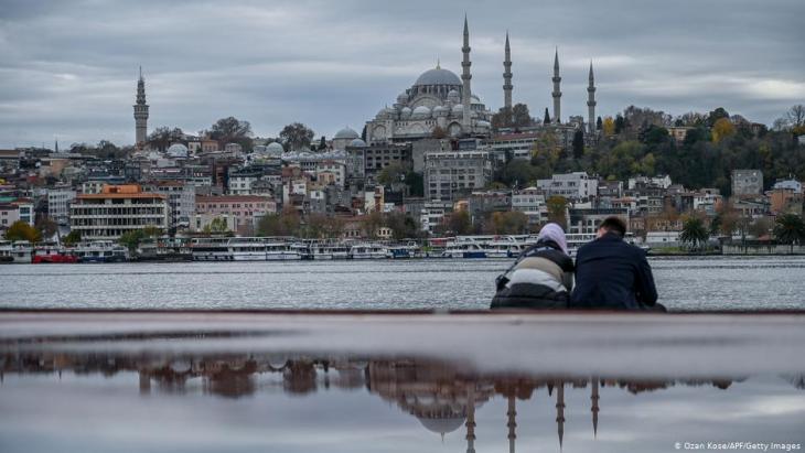 Türkei Istanbul Coronavirus Ausgangssperre; Foto: Ozan Kose/AFP/Getty Images