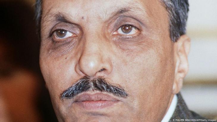 Pakistan: General Mohammed Zia-ul-Haq (1977-1988). Foto: AFP/Getty Images