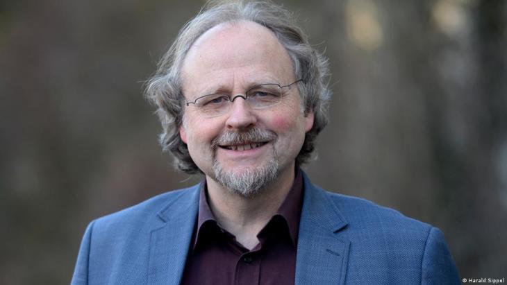 Professor Heiner Bielefeldt. Foto: Harald Sippel