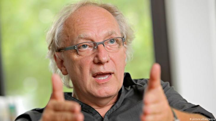Politikwissenschaftler Claus Leggewie. Foto: picture-alliance/dpa