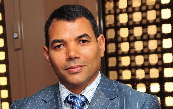Imad Abdul-Latif, Professor für Rhetorik und Diskursanalyse an der Cairo University; Foto: Imad Abdul-Latif; Quelle: Facebook